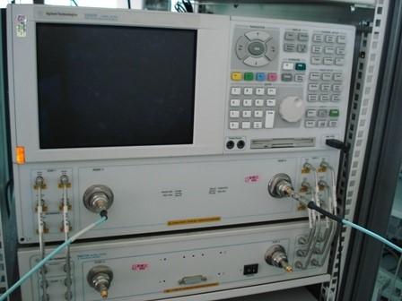 高等向量網路分析儀