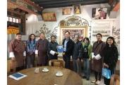 全國第一 中興大學與不丹大學首次交流
