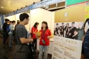 興大舉辦暑期實習暨國際人才就業博覽會