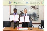 興大斯里蘭卡文化日 與佩拉德尼亞大學簽署合作